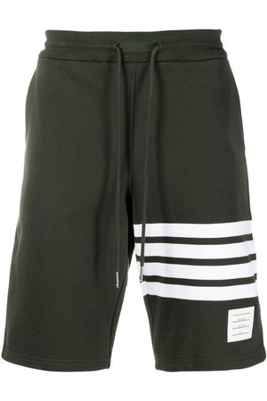 Thom Browne 4-Bar stripe shorts