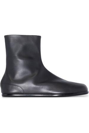 Maison Margiela Muži Kotníkové - Tabi flat ankle boots