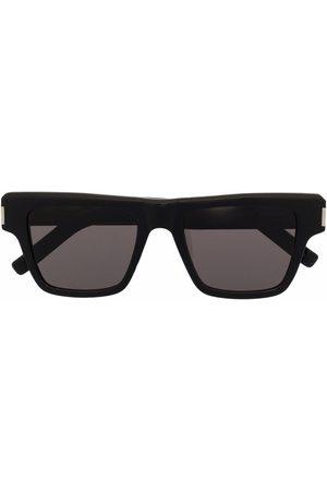 Saint Laurent Muži Sluneční brýle - Square-frame sunglasses