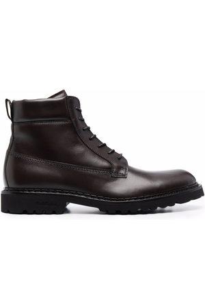 BALDININI Muži Kotníkové - Moon Wash ankle boots