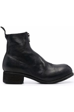 GUIDI PL1 45mm ankle boots