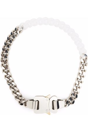 1017 ALYX 9SM Logo tag chain-link necklace