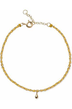 THE ALKEMISTRY 18kt yellow gold Vianna thread diamond bracelet
