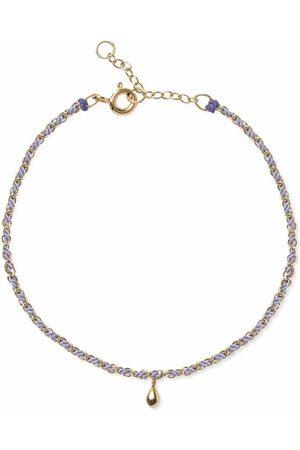 The Alkemistry Ženy Náramky - 18kt yellow gold Vianna chain thread diamond bracelet