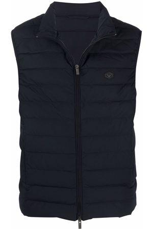 Emporio Armani Muži Vesty - Padded gilet-jacket