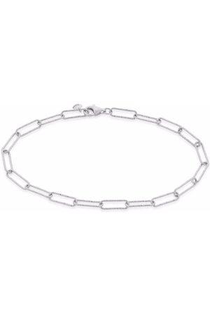 Monica Vinader Alta textured chain bracelet