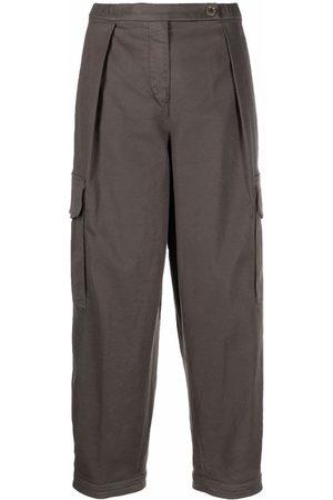 Aspesi Ženy Kapsáče - Cropped cargo trousers