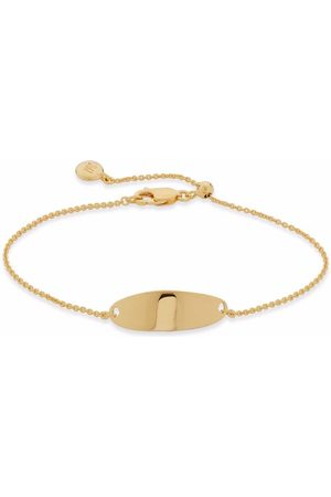 Monica Vinader Tiny Nura fine chain bracelet