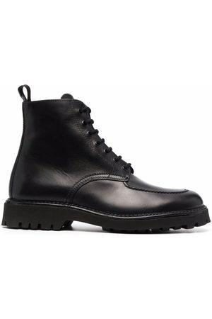 Kenzo Muži Kotníkové - K-Mount lace-up ankle boots