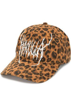 Haculla Muži Kšiltovky - Leopard-print baseball cap
