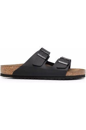 Birkenstock Arizona buckle-fastening sandals