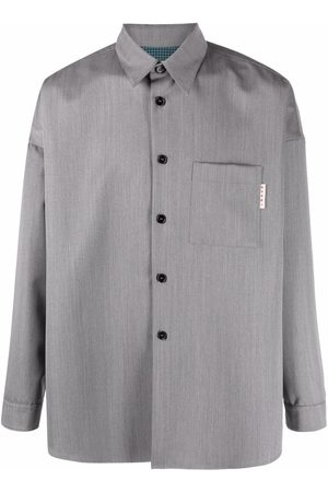 Marni Long-sleeve button-up shirt