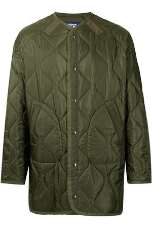 JUNYA WATANABE Buttoned-up quilted bomber jacket