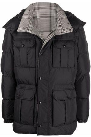 Moncler Muži Péřové bundy - Rondeau reversible padded jacket