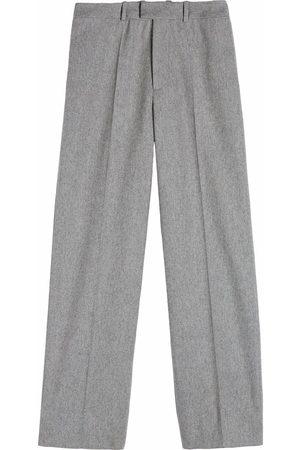 OFF-WHITE Muži Společenské - Straight-leg tailored trousers
