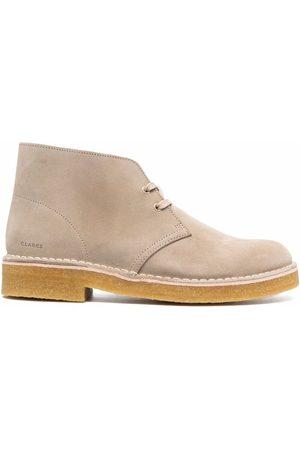 Clarks Muži Kotníkové - Lace-up ankle boots