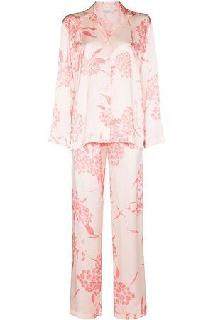 La Perla Ženy Pyžama - Floral pattern pyjamas