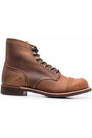 Red Wing Ankle lace-up boots