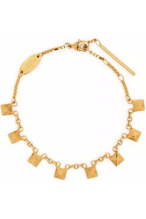 VALENTINO GARAVANI Rockstud charm bracelet