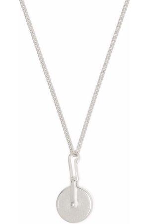 Jil Sander Detachable charm-detail necklace