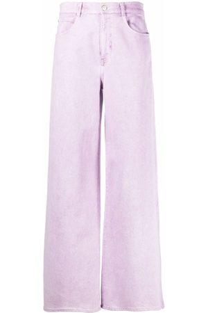 Stella McCartney Ženy Široké nohavice - Wide-leg jeans