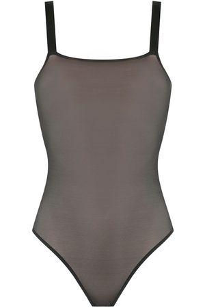 OSKLEN Cross back Under bodysuit