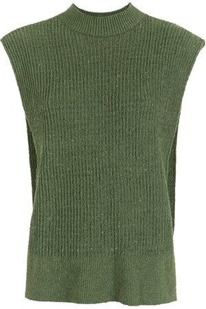 OSKLEN Ženy Společenské vesty - E-Colors knitted waistcoat
