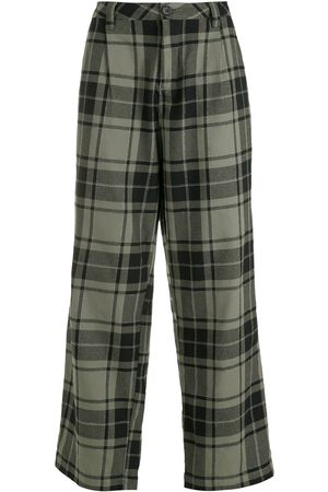 OSKLEN Over flannel trousers