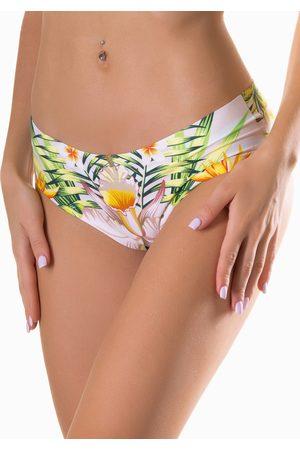 Meméme Ženy Kalhotky - Dámské kalhotky Tropical Island L