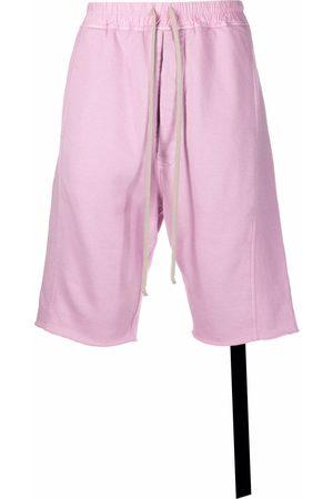 Rick Owens DRKSHDW Pusher knee-length shorts