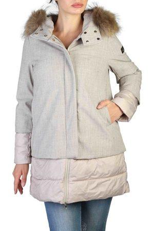 YES ZEE BY ESSENZA Ženy Kabáty - Dámský kabát Barva: , Velikost: L