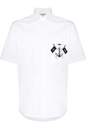 Phipps Marine-logo short-sleeve shirt