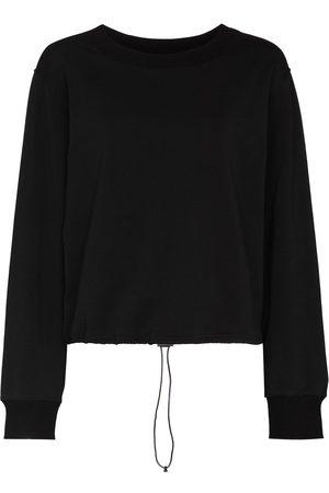 Varley Ženy Bez zad - Weston open-back sweatshirt