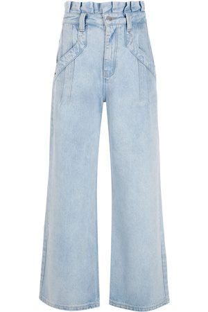NK Felippa high-waisted wide jeans