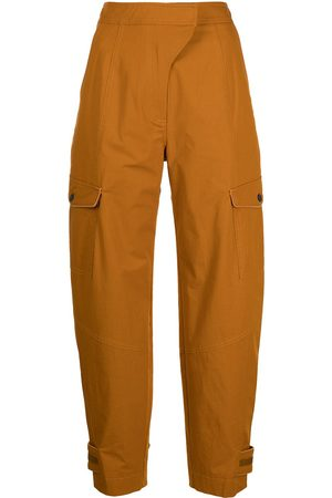 JONATHAN SIMKHAI Heidi tapered cargo trousers