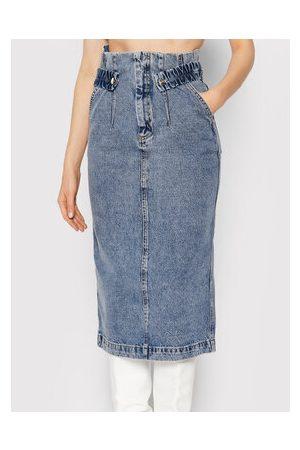REMAIN Džínová sukně
