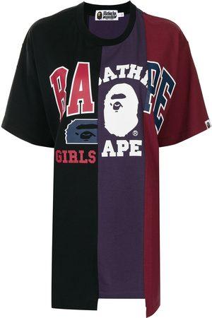 A Bathing Ape Ženy Overaly na spaní - Docking Onepiece T-shirt