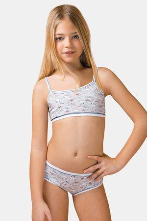 JADEA SET dívčího topu a kalhotek Sweet