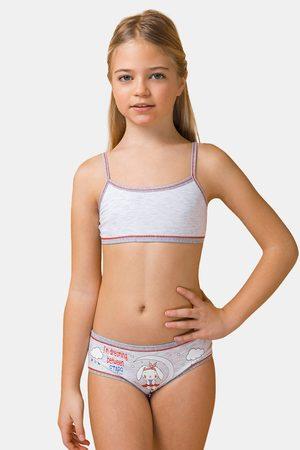 JADEA Dětské soupravy - SET dívčího topu a kalhotek Sweet