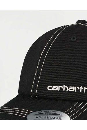 Carhartt Contrast Stitch Cap Black / Wax