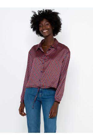 Camaïeu Vzorovaná košile