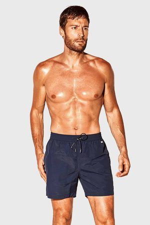 David 52 Tmavě modré koupací šortky Caicco