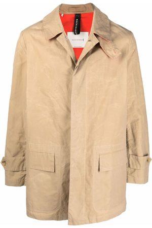 Mackintosh Muži Pláštěnky - TORRENT dry waxed raincoat