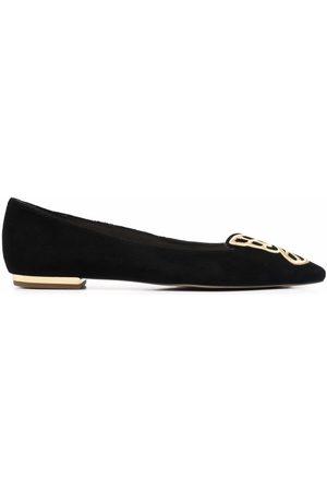 Sophia Webster Butterfly ballerina shoes