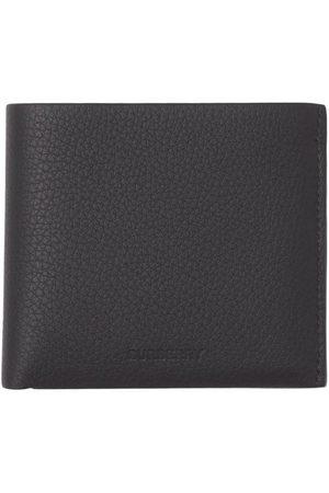 Burberry Muži Peněženky - Grainy Leather International Bifold Wallet