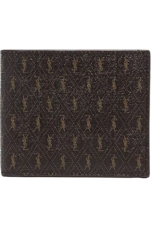 Saint Laurent Muži Peněženky - Monogramme bifold wallet
