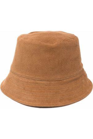 ELEVENTY Stitch-detail bucket hat