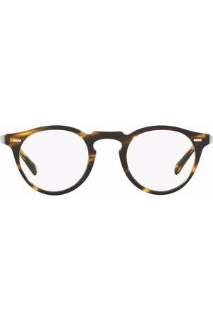 Oliver Peoples Sluneční brýle - Gregory Peck tortoiseshell glasses
