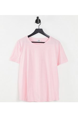 Cotton On Cotton:On Curve crew neck t-shirt in pink