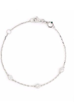 Courbet Ženy Náramky - 18kt white gold Origine 3 set patterns laboratory-grown diamond bracelet